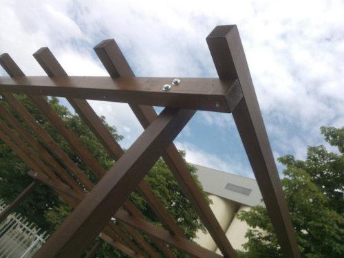 Gazebo In Legno Su Misura.Strutture In Legno Speciali Gazebo In Legno Di Abete